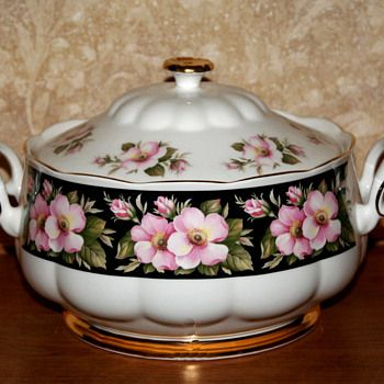 Provincial Flowers  - Alberta Rose