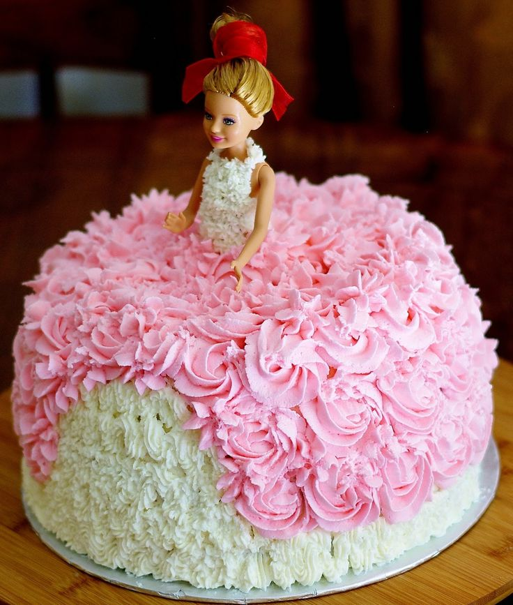 171 Best Images About Barbie Beautiful Cakes On