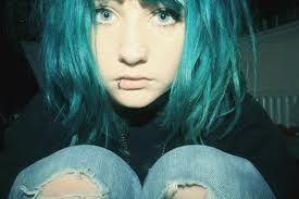 włosy zielone - Szukaj w Google