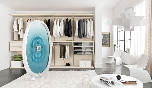 Clean your clothes using only jelly and vibration with Vibrate jelly laundry from #DesignLab2014