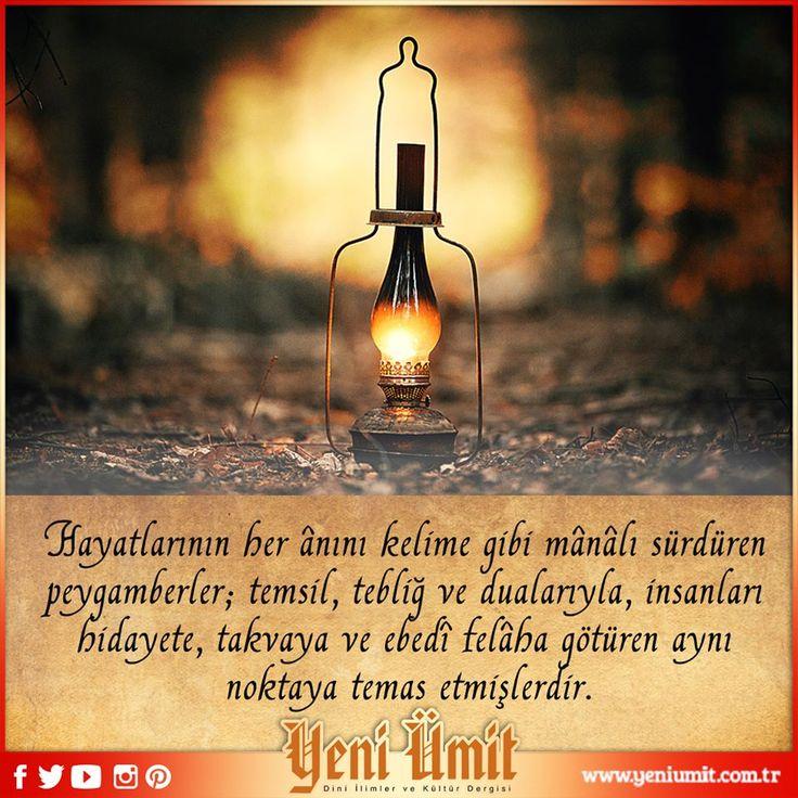 Yücel Men tarafından kaleme alınan 'Peygamber Dualarının İrşad Boyutu' başlıklı yazımızı okumak için http://bit.ly/1Epzbef