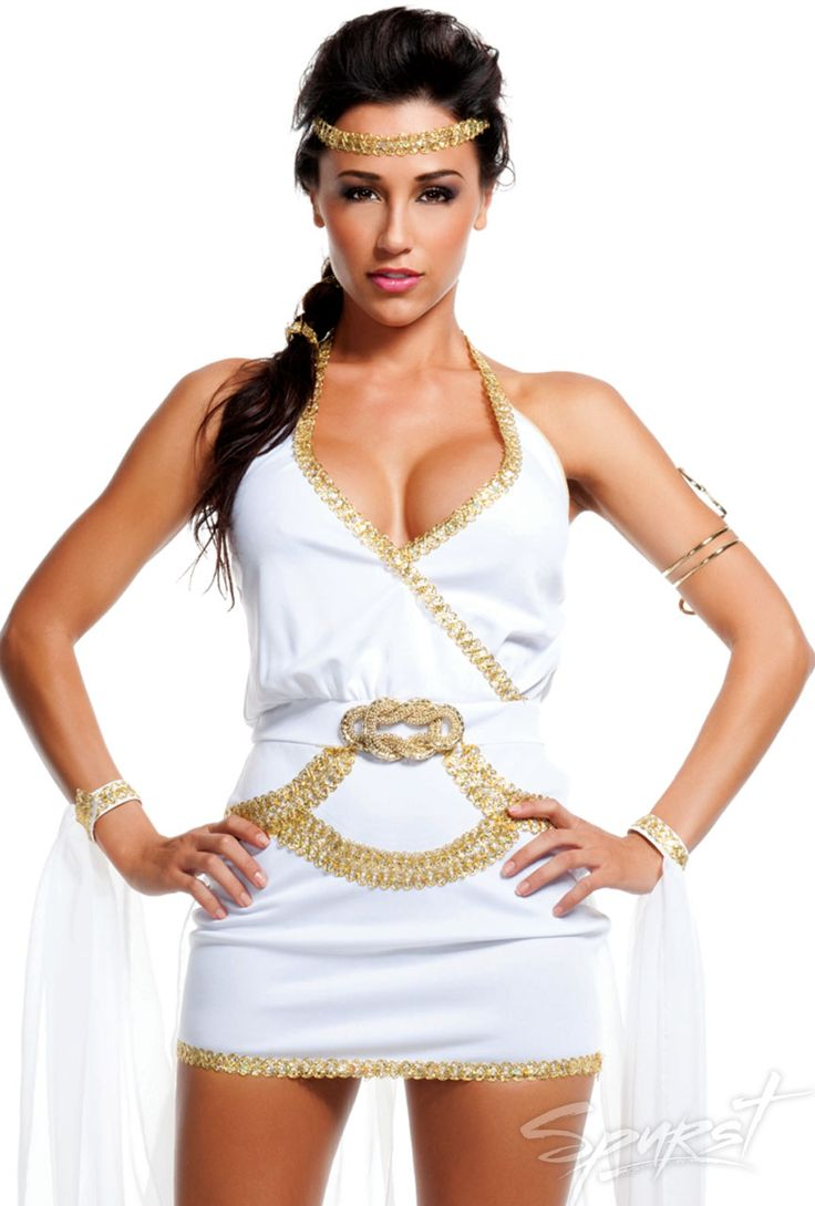 Aphrodite Goddess Costume | All Costumes By Theme | Sexy Costumes | Spurst
