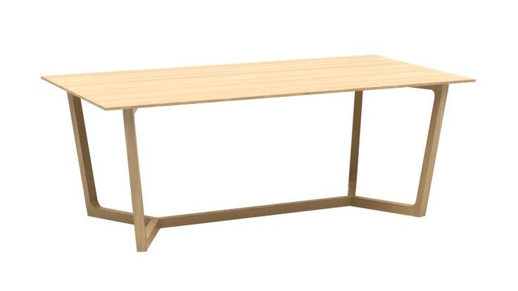 Ricardo (1) by Iroko home . Modèle disponible en bois (chêne, noyer et wengé) et en bois laqué (basic ou tendance) Dimension : (H 720| L 1600 | P 800) - (H 720| L 2000 | P 1000) - (H 720| L 2500 | P 1200)