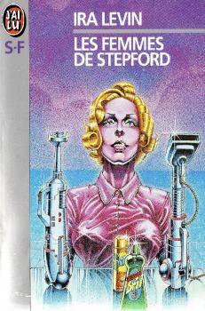 Couverture Les Femmes de Stepford