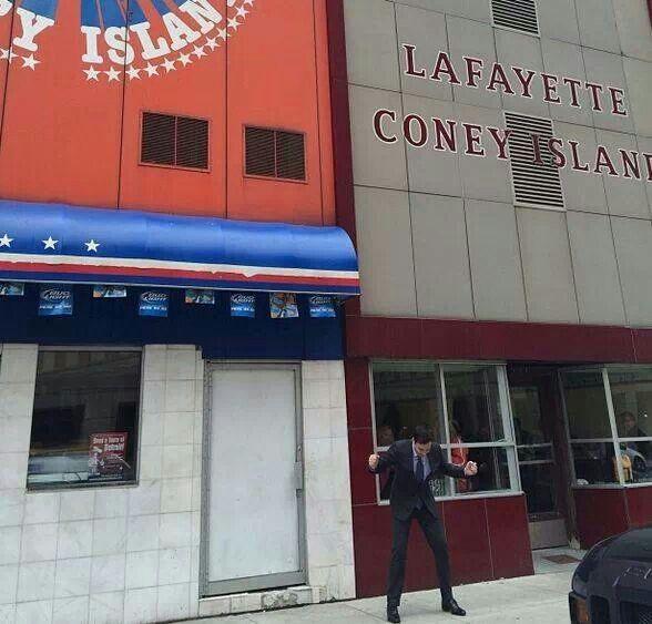 Dulys Coney Island In Detroit