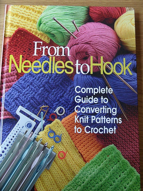 Knitting Pattern To Crochet Converter : 17 Best images about converting misc projects on Pinterest Yarns, Charts an...
