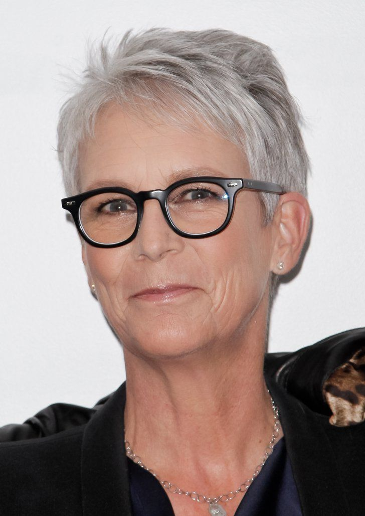 Pin for Later: 69 Celebs With Serious Specs Appeal Jamie Lee Curtis