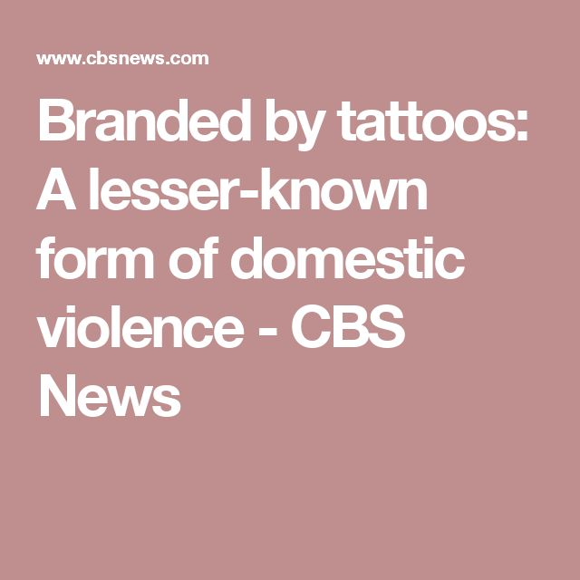 1000+ Ideas About Domestic Violence Tattoo On Pinterest