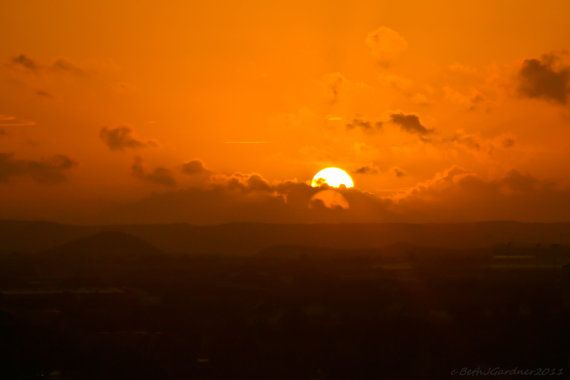 Fine Art Photography -- Sunrise