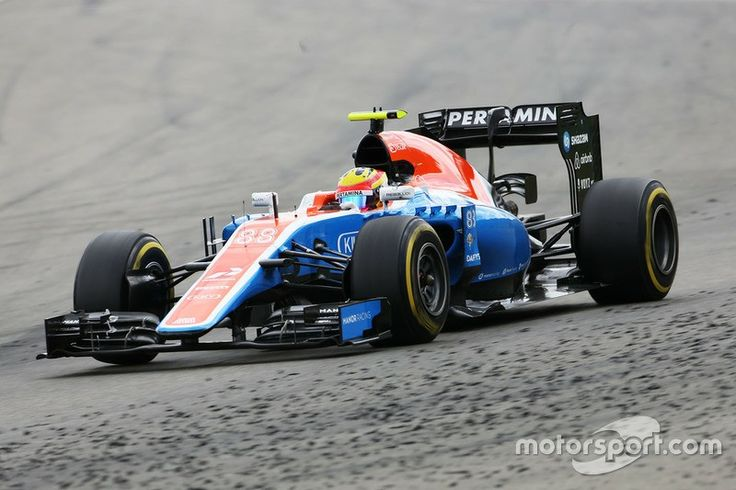 Manor racing rio