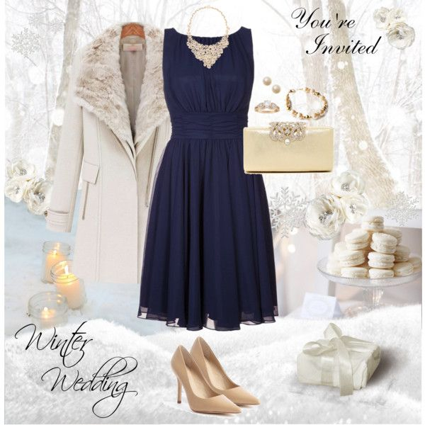 Winter Wedding Guest Style By Cherrysnoww On Polyvore