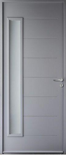 72 best portes acier bel 39 m images on pinterest ceiling Poignee porte contemporaine