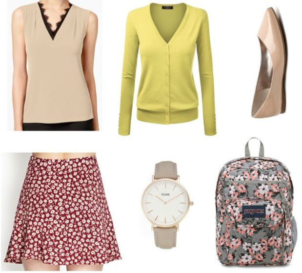 3 Cute Back-To-School Outfits Inspired by NBC's Community - College Fashion