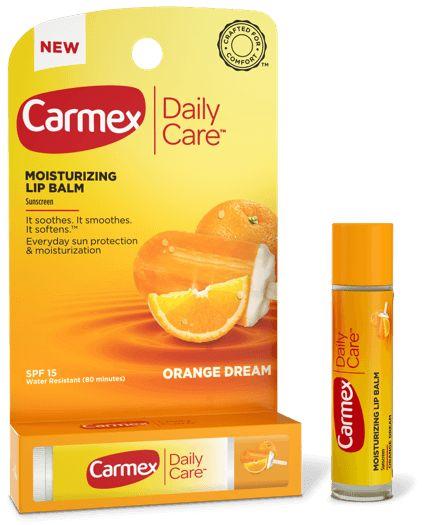 Carmex Daily Care Orange Dream Lip Balm with SPF | Carmex