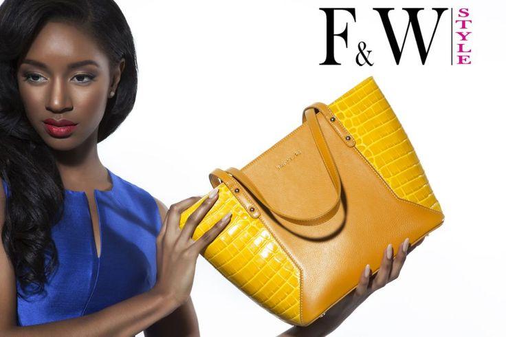 Luxury Handbag Designer, F&W Style SS15 Collection