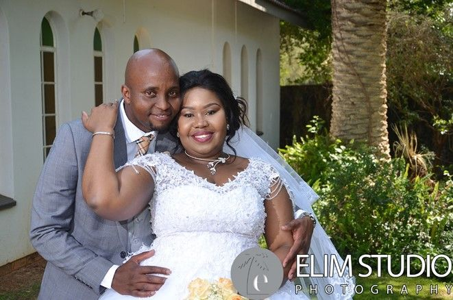 Wedding of Tseko and Precious at The Key in Orkney