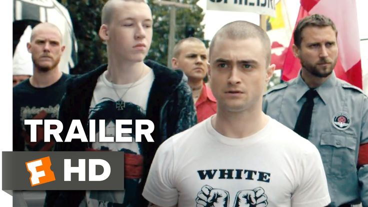 Daniel Radcliffe goes undercover as a Neo-Nazi Skinhead in the tense trailer for #Imperium.