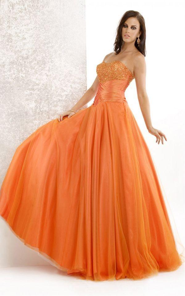 trouwjurk-oranje-glamour