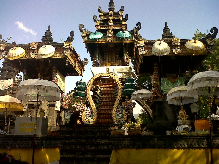 Melanting Temple in Bali