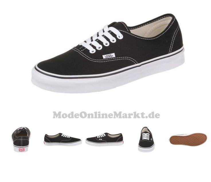 00700053288539   #VANS #Herren #Sneaker #Authentic #schwarz