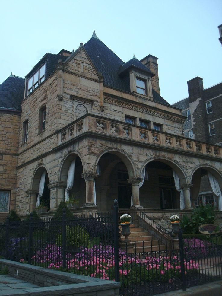 1000+ images about Pittsburgh's historic mansions on ...