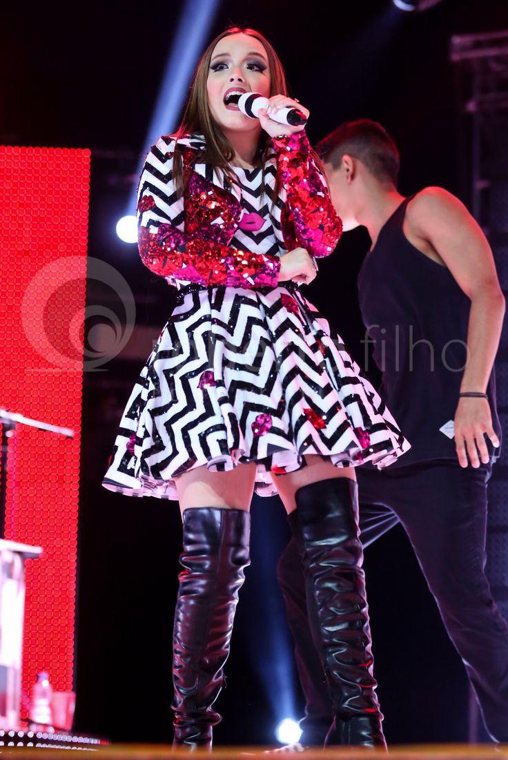 Show de Larissa Manoela no Metropolitan, Barra da Tijuca, RJ. Foto: Roberto Filho. (04/09/16).