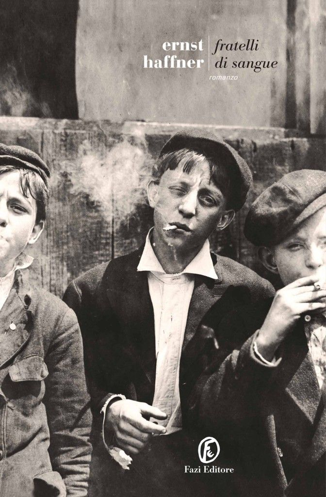 Leggere In Silenzio: [ SEGNALAZIONE ] : Fratelli di Sangue di Ernst Haf...