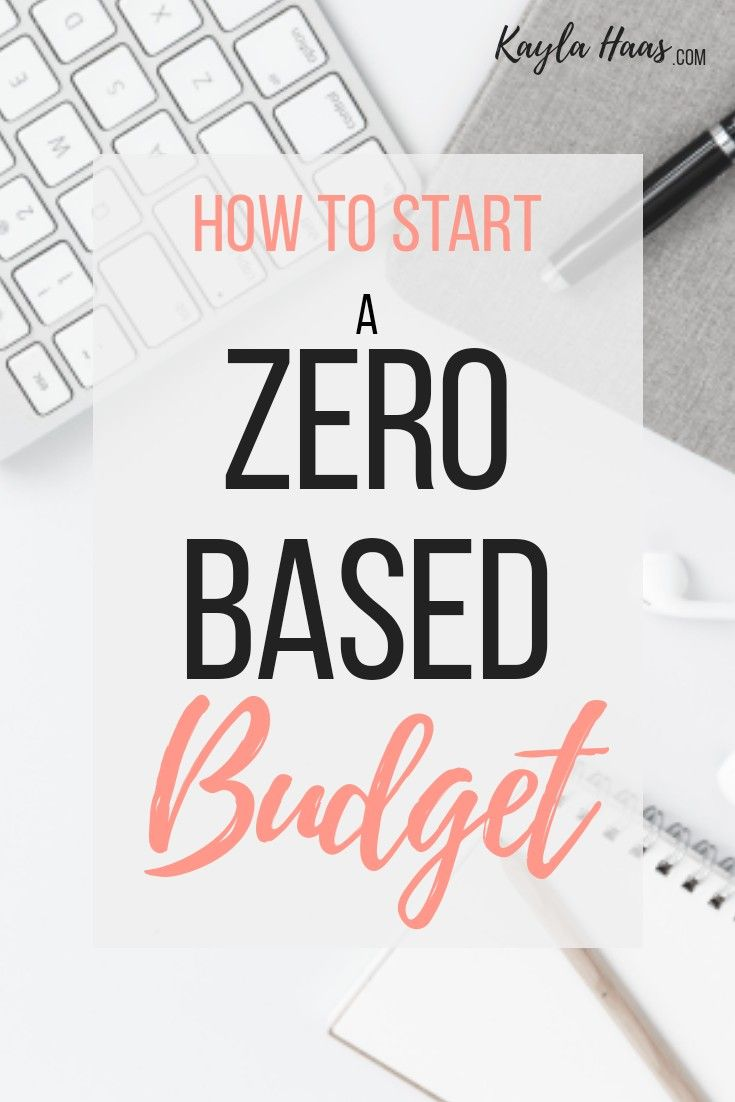 How To Start A Basic Budget That S Easy To Stick To Long Term