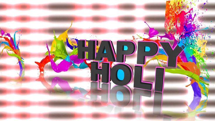 Happy Holi 2016, Holi Whatsapp Video, Holi Wishes, Holi Greetings