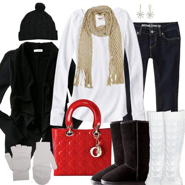 Casual Chic Winter Fashion