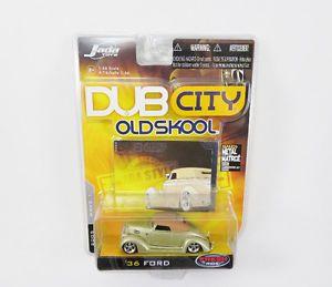 Jada Toys Dub City Old Skool '36 Ford 1:64 Diecast 2005 Norfolk County Ontario image 1