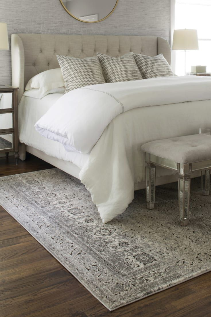 5 Ideas To Choose The Perfect Bedroom Area Rug Bedroom Area Rug