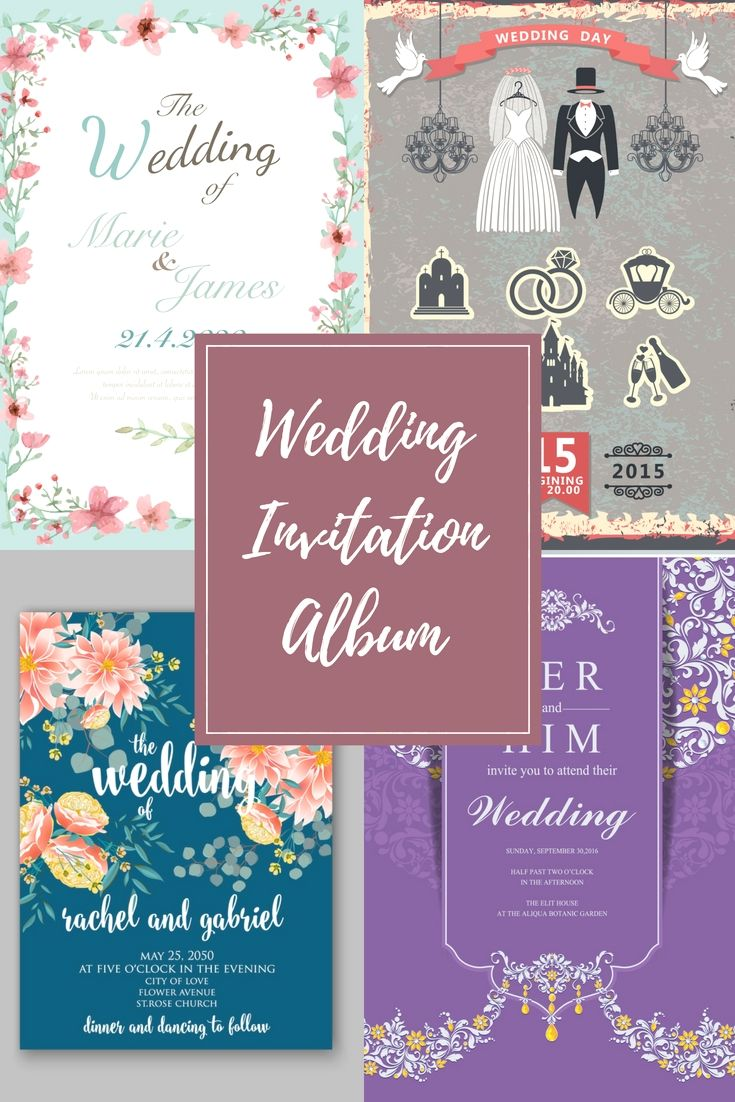 advanced wedding invitations design online for your memorable big
