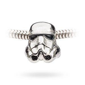 Star Wars Stormtrooper Charm Bead   ThinkGeek @mzmbug @adrobnak441