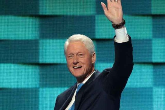 So about 1998 the year Bill Clinton left out of his speech
