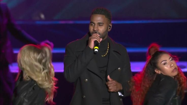 """Jason Derulo Performs """"Tip Toe"""" at the College Football National Championship #ATTPlayoffPlaylist - YouTube"""