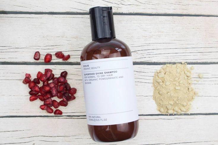 Evolve  Beauty Evolve Superfood Shine Shampoo