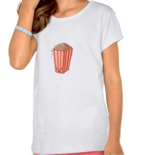 Kids T-Shirt - Popkorn the popcorn bucket