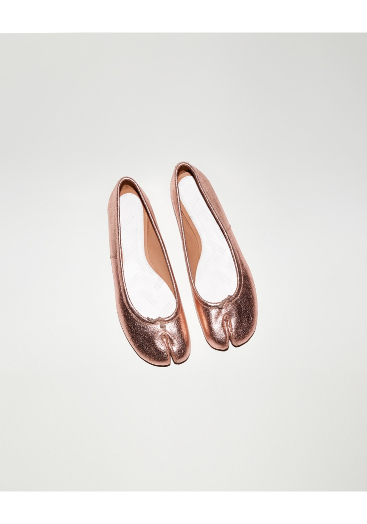 mmm rose gold tabi's | like a work of art