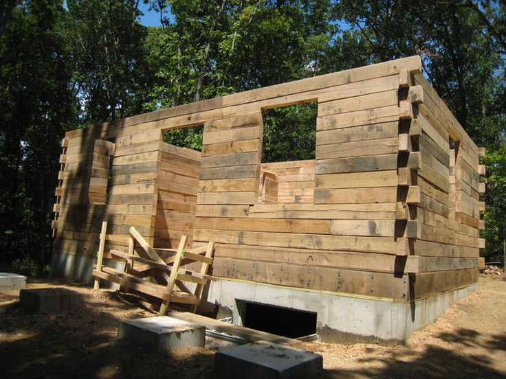 17 best images about hunting cabin kits on pinterest log for Log cabin builders in alabama