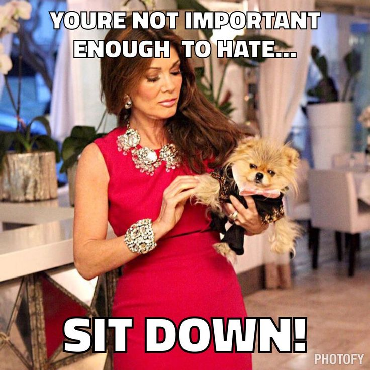 Love this quote! Lisa Vanderpump is badass.