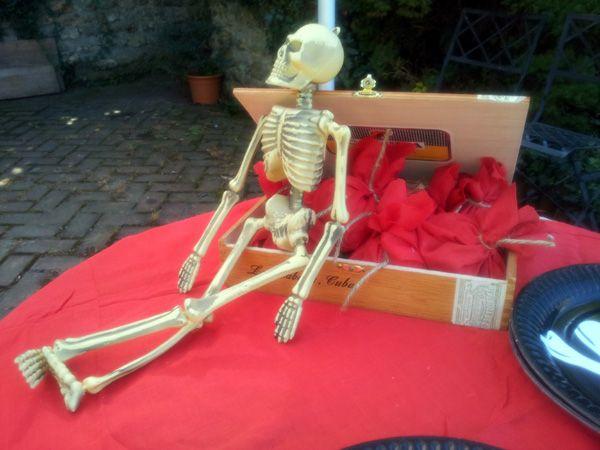Bourses pirates en guise de sacs à invités  http://www.monbogdemaman.com