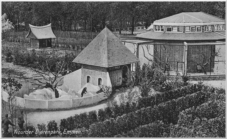Op Hemelvaartsdag 1935 opende het Noorder Dierenpark zijn poorten.