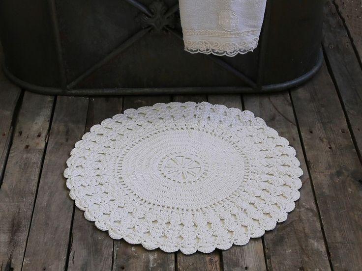 1000 id es sur le th me tapis shabby chic sur pinterest tapis moelleux tapis de mouton et. Black Bedroom Furniture Sets. Home Design Ideas