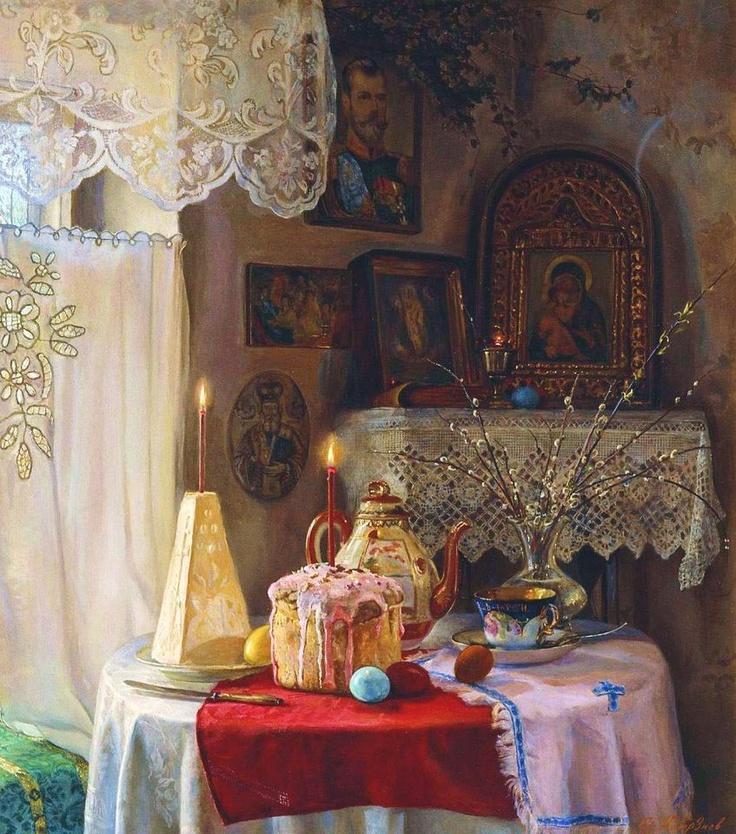Russian Icon Corner