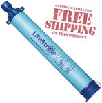 LifeStraw filters over 264 gallons (1,000 liters) to 0.2 microns, which removes dangerous bacteria and protozoa. The removal rate exceeds EPA standards for water filtration. - See more at: http://www.campingsurvival.com/lifestraw.html#sthash.tSL6PKT3.dpuf