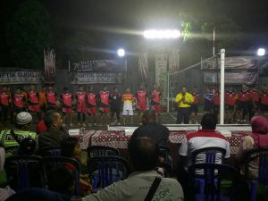 Turnamen Bola Voli Kapolsek Mejayan Sampaikan Ajang Menyeleksi Bibit Unggul