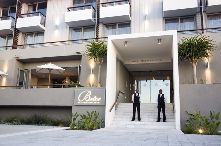 The Belon Restaurant and Bar is light and spacious, decorated in muted tones and opens onto the Belon Terrace.