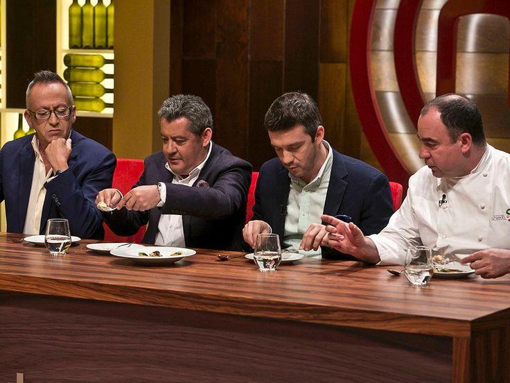 «O polvo é quem mais ordena!»   Fotos   MasterChef Portugal   TVI