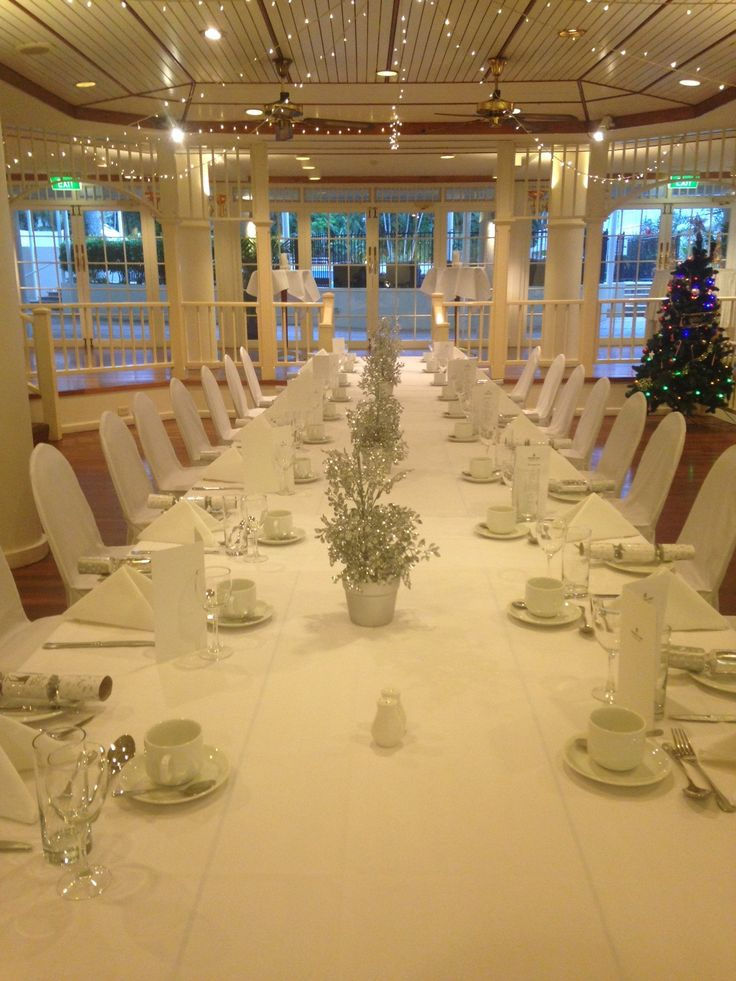 Christmas event in Terrace Room @ Shangri-La Hotel, The Marina, Cairns
